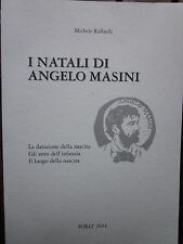 Raffaelli - I natali di Angelo Masini - Lirica - Forlì - cantanti - opera