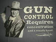 "John Wayne Gun Control."" Requires Concentration And A Steady Hand "" Western L"