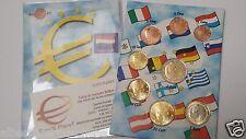 2014 OLANDA 8 monet 3,88 euro fdc pays bas Paises Bajos Paesi Bassi Netherlands