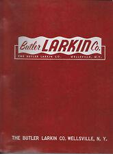 1968 BUTLER LARKIN CO CATALOG - WELLSVILLE NY