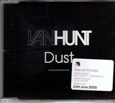 (AM789) Van Hunt, Dust - DJ CD