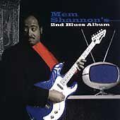 Mem Shannon 2nd Blues Album sealed CD New Orleans 1997 guitar ex- cab driver