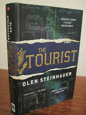 1st/1st Printing THE TOURIST Olen Steinhauer SPY Espionage MODERN Fiction FILM