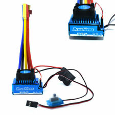120A Regolatore di velocità brushless sensored ESC per 1/10 di auto$