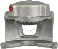 Disc Brake Caliper-Caliper with Installation Hardware Front Left Vision OE Reman