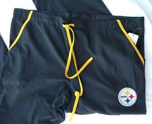 Pittsburgh Steelers NFL Scrub  Dudz Pants  Medium with tags