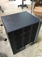 EX8208 JUNIPER 10GB ETHERNET SWITCH CHASSIS WITH BACKPLANE & FANTRAY COMDL00CRA