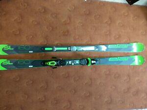 Skiset Elan SL Fusion mit Bindung EL11