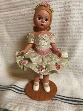 1998 Madame Alexander Classic Collectibles Wendy Ballerina Figurine