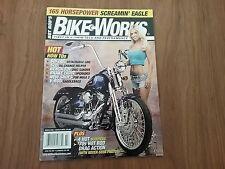 Hot Rod Bike Works Magazine March 2006 Vol 13 No 3