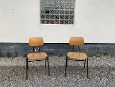1 von 50 Industrie Design Stapelstuhl Industrial Cafe Bar Vintage Stuhl Alt