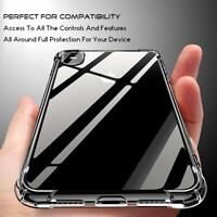For i Phone XS Max XS XR Case Crystal Clear Bumper Hybird Tranparent Hard Cover