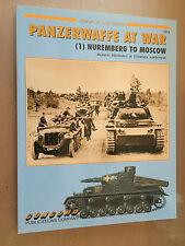 CONCORD PUBLICATION COMPANY n° 7013 - PANZERWAFFE AT WAR (1) NUREMBERG TO MOSCOW