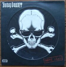 "BODY COUNT Born Dead 12""single Picture Disc UK 1994 Virgin Limited Edition"