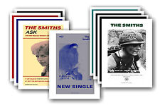 More details for the smiths  - 10 promotional posters - collectable postcard set # 2