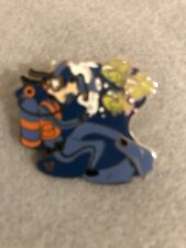 New listing WDW Hidden Mickey Collection Scuba Diving Goofy Disney Pin 3 Of 4