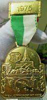 Abzeichen Anhänger Medaille 1975 Kanu Abfahrtsrennen Luftkurort Wiehl RAR TOP