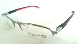 TAG HEUER BLACK FRAMES WITH RED ARM DETAILING 0823 002 BRAND NEW & UNDER £120 !