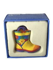 Just the Right Shoe by Raine for Kids You Are My Sunshine 27316 Boot Rare