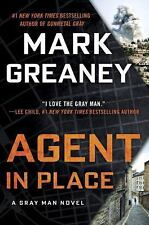 Agent in Place (Gray Man), Greaney, Mark  Book