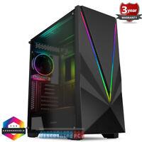 Intel Core i9 9900k 8 core 5.0ghz Gaming PC NVMe RTX 2070 Super 8GB Venus up115