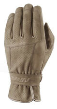 Nitro NG-62 Leather Casual Motorcycle Motorbike Gloves SAND S Clearance