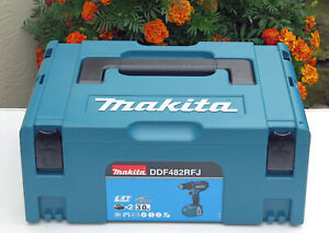 Makita Makpac Größe 2 mit Einlage 8379164 für Akkuschrauber