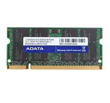 NEW Adata 2GB DDR2 800 Mhz 2RX8 PC2-6400S SODIMM RAM Laptop Memory Intel Kits #1
