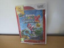 Nintendo Selects Super Mario Galaxy 2 Nintendo Wii new sealed pal