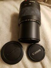 CANON EOS EF 80-200mm AF Zoom Lens, Telephoto for Rebel