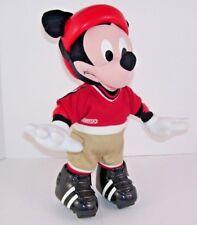 Fisher Price Matel 2000 Remote Control Talk 'N Skate Mickey Toy - NO REMOTE