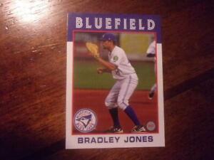 2016 BLUEFIELD BLUE JAYS Single Cards YOU PICK FROM LIST $1-$3 TORONTO BLUE JAYS