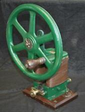 Rare Antique Demonstration Electromagnetic Dynamo Engine c.1900