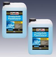 10L Beton-Zusatzmittel Frostschutz Plastifizierer Betonverflüssiger Verflüssiger