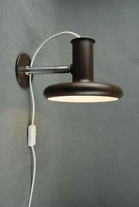 FOG & MORUP Optima Wall Lamp HANS DUE Danish Modern Lyfa Poulsen Vintage 60s 70s