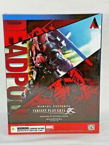 Deadpool - Marvel Universe Variant Play Arts Kai Square Enix