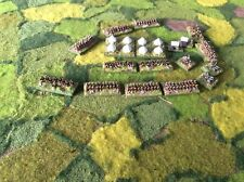 Painted 6mm Baccus. Zulu Wars. British Army