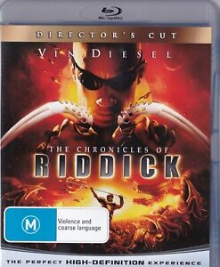 Chronicles of Riddick [Director's Cut]     [BLU-RAY]
