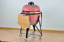 "YNNI KAMADO 20"" Bespoke Oven BBQ Grill Egg inc Stand choice of colours TQ0020BS"