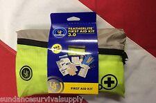 Featherlite Marine 3.0 first aid kit survival tool emergency disasterUST YELLOW
