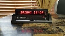 Bright ID'er Caller ID Display Model 6700 with Instruction Manual Made in USA