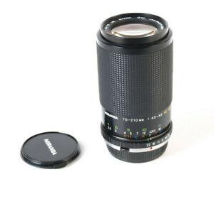 Miranda 70-210mm 1:4.5-5.6 MC MACRO lens for olympus OM cameras made in Japan