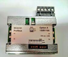 Danfoss MCA101 Profibus Interface Card Option A 130B1100