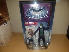 DC Movie Masters Batman The Dark Knight JOKER HEATH LEDGER Action Figure NEW MIB