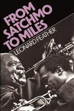 From Satchmo To Miles: By Feather, Leonard
