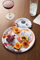 New Star Wars The Last Jedi BB8 BB-8 Droid Robot Party Serving Platter Tray