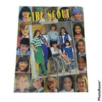 VTG Girl Scout Mail-In Catalog 1992-1993 All Levels of Girl Scouts and Leaders