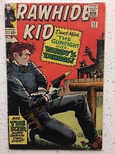 Rawhide Kid # 42 (1964) 1st Larry Lieber issue VG+ 4.5