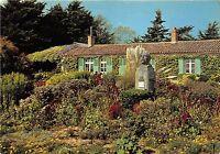 BR31128 Saint Vincent Sur Jard maison de Clemenceau france