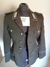 DDR - NVA Uniform-Jacke Gr. m 48